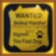 Wanted Skilled Handler.JPG