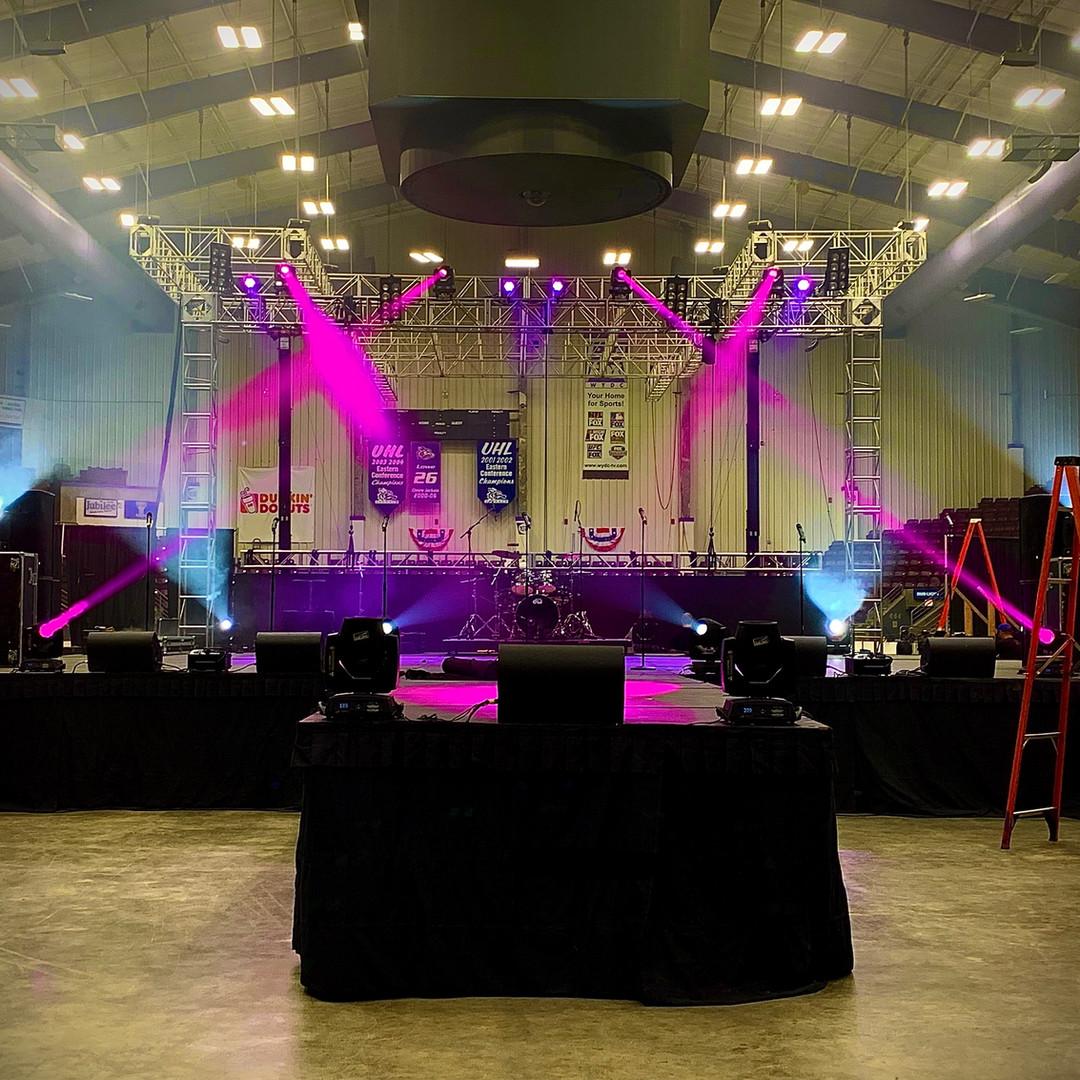 Arena Show Event