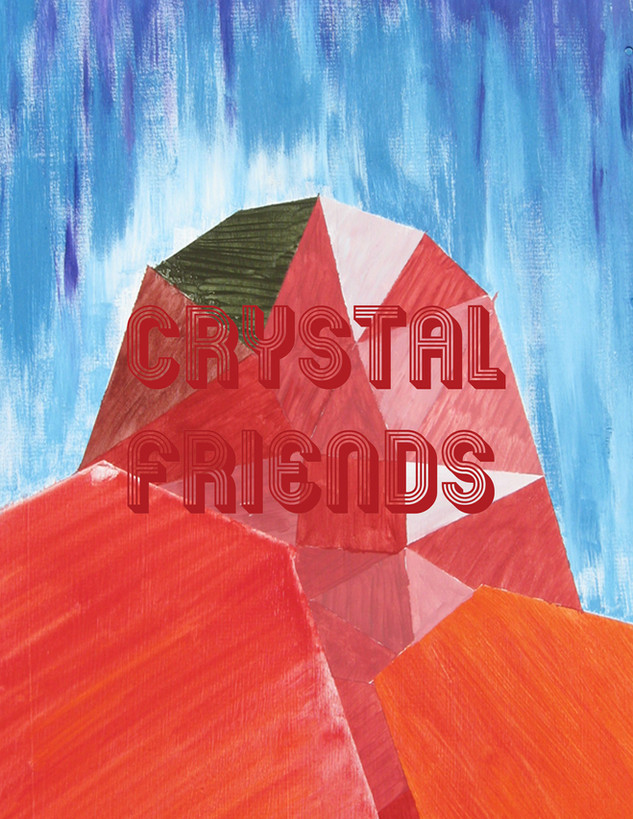 Crystal Friends magazine