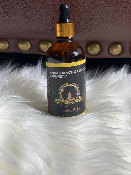 Haitian Black Castor Oil - Ayurvedic 100ml