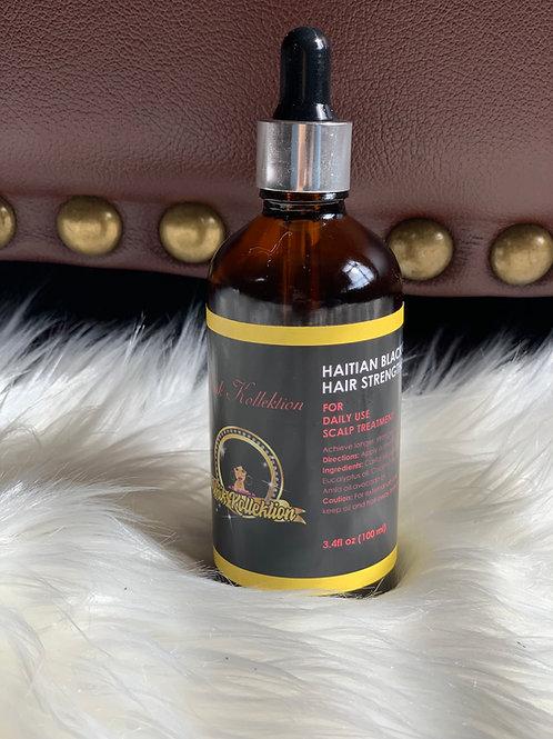 Haitian Black Castor - Scalp & Hair Strengthening Oil 100ml
