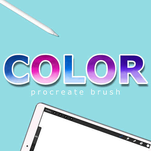 Color - Procreate Brush