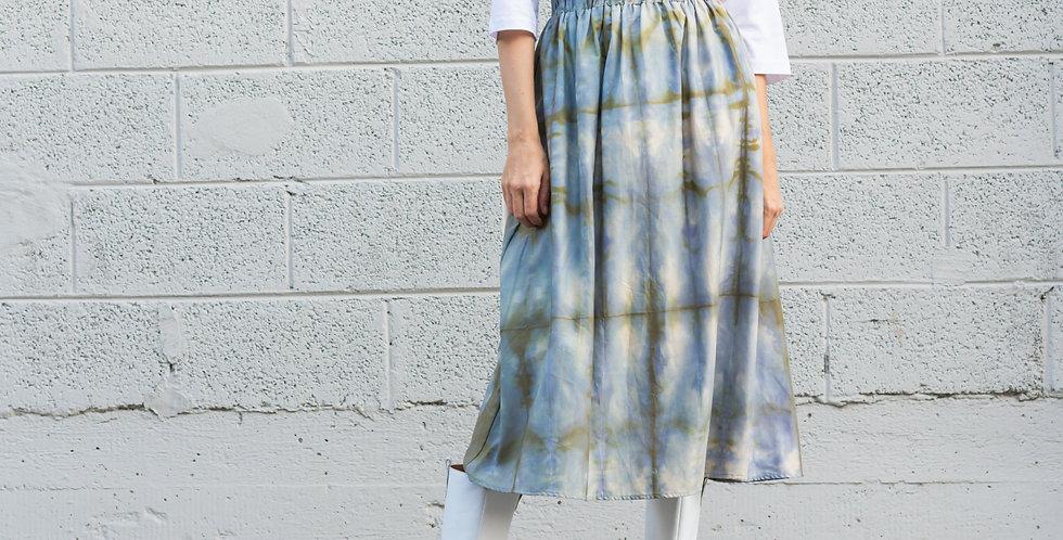 Shibori חצאית - Medium