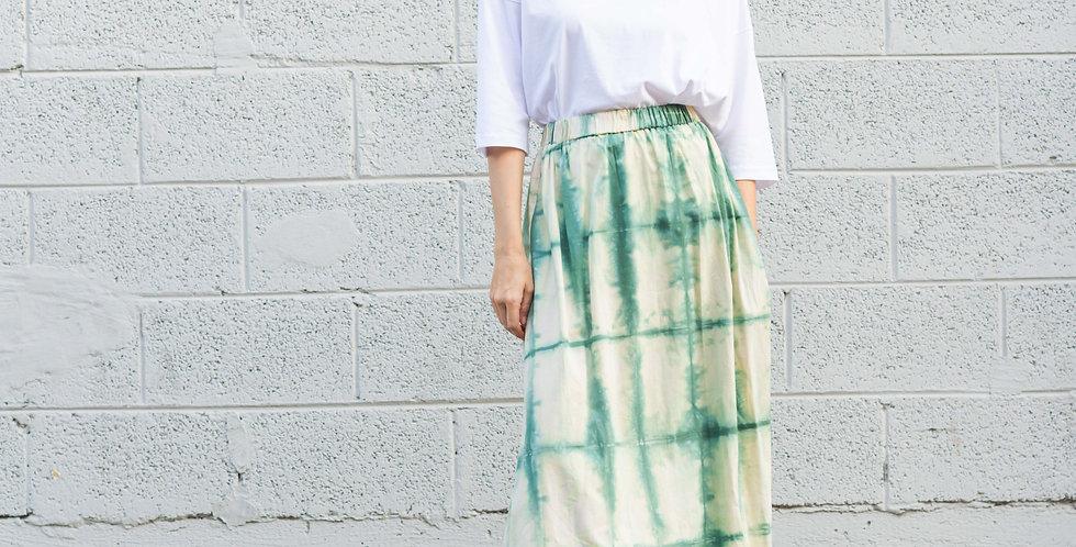 Shibori חצאית - Small