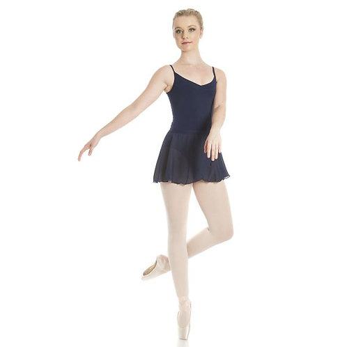 AS27 - Audrey Mock Wrap Skirt
