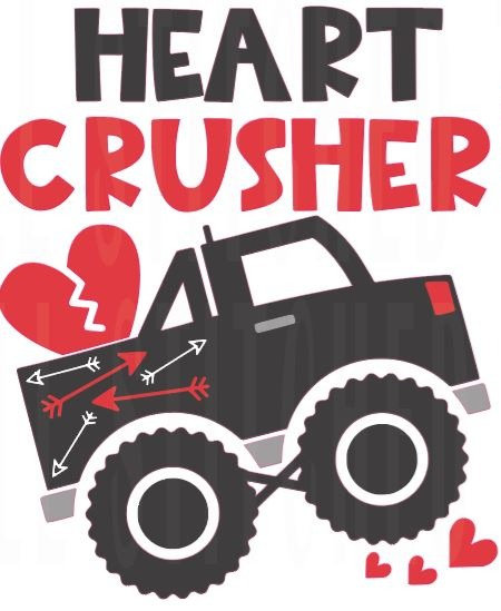 Heart Crusher HTV