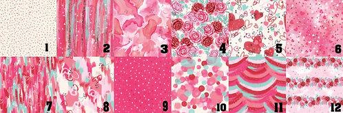 Choose Your Pattern Sheet