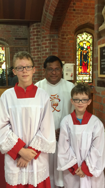 Altar Servers Recruitment