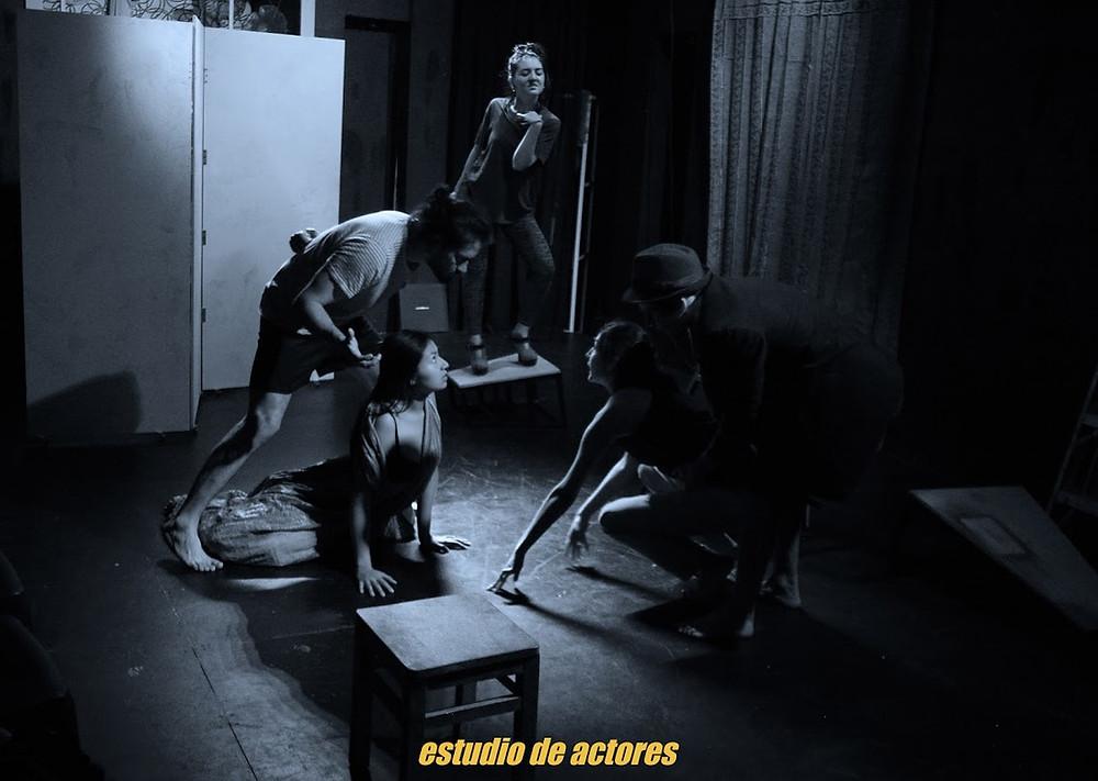 El Público, de Federico García Lorca. Dirección, Diego Coral.