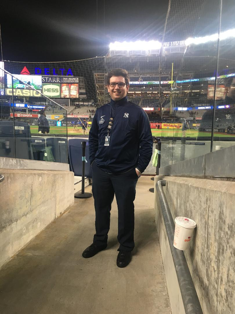 On the Yankees Premium Services Team