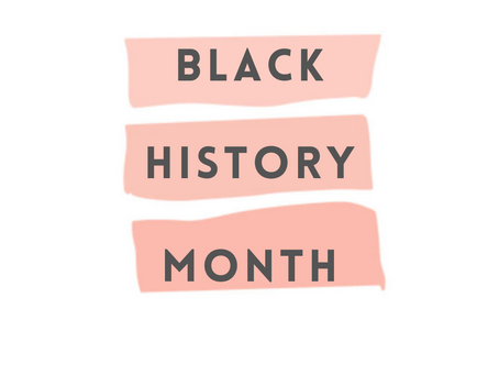 Learn more! Give more! Do more! this Black History Month
