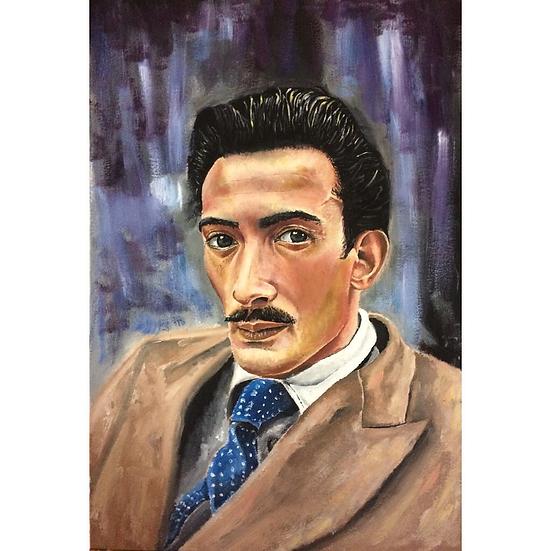 Portrait for Salvador Dali