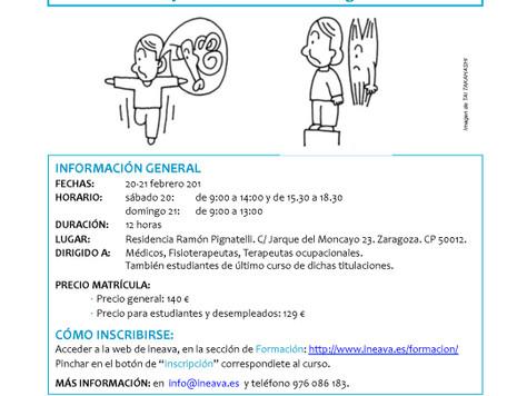 Curso: TRASTORNOS DEL EQUILIBRIO