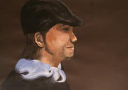 Acrylic on paper, 2005