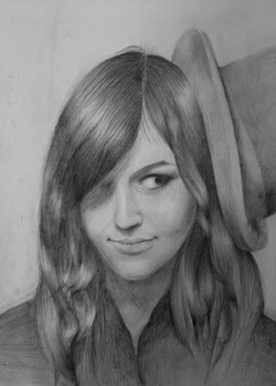 Pencil on paper, 2011