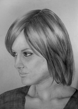 Pencil on paper, 70*50, 2011