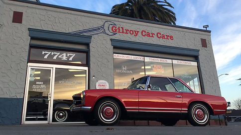 gilroy car care automotive shop