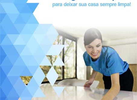 Estratégia de Limpeza para sua casa!!