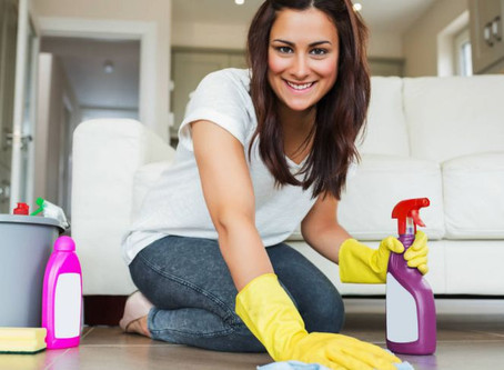 Como limpar a casa: dicas infalíveis