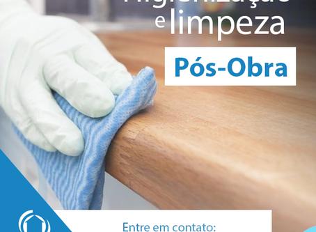 Serviços de limpeza pós obra, como funciona e porque contratar?