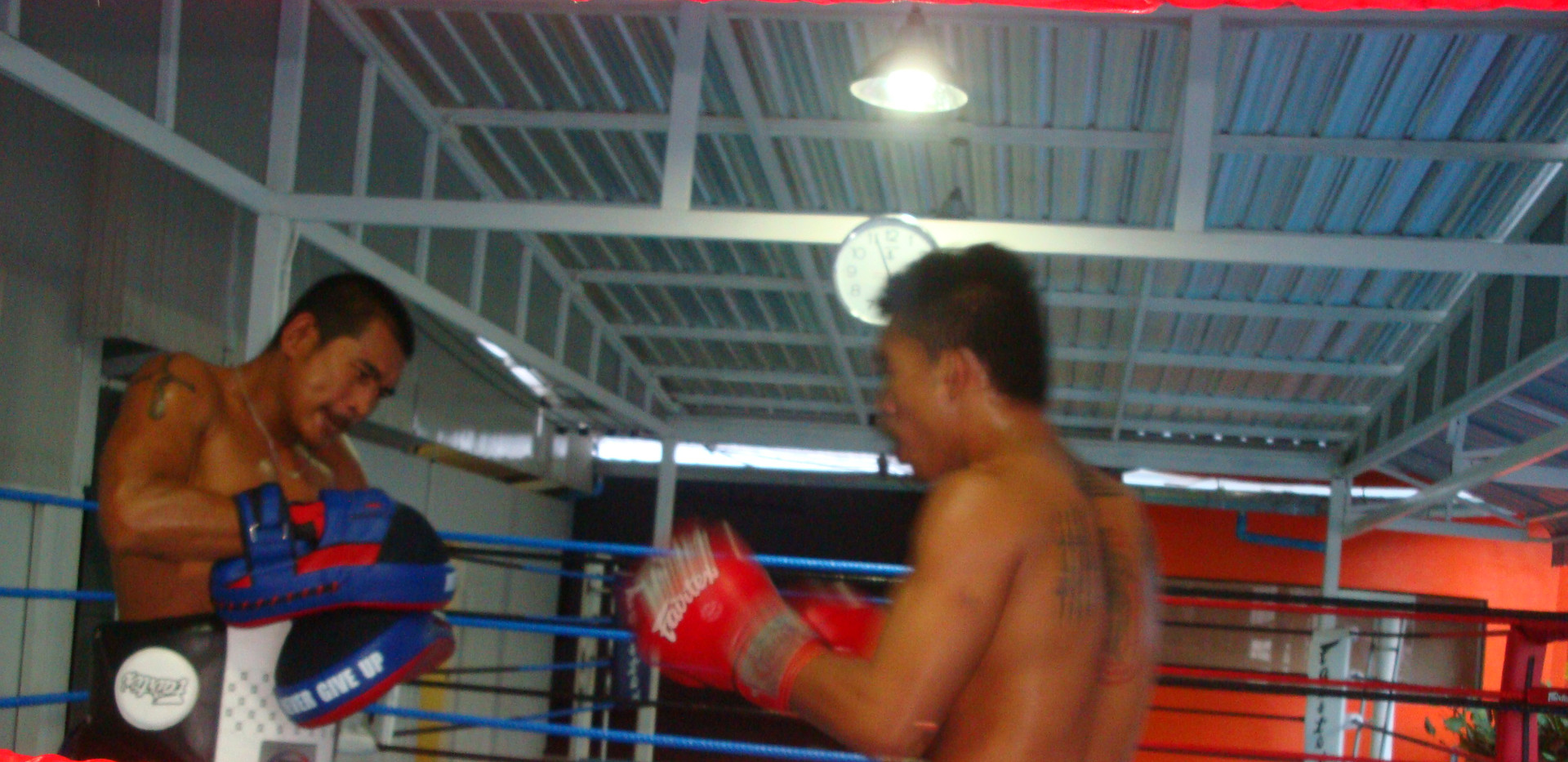 Samui International Muay Thai Gym