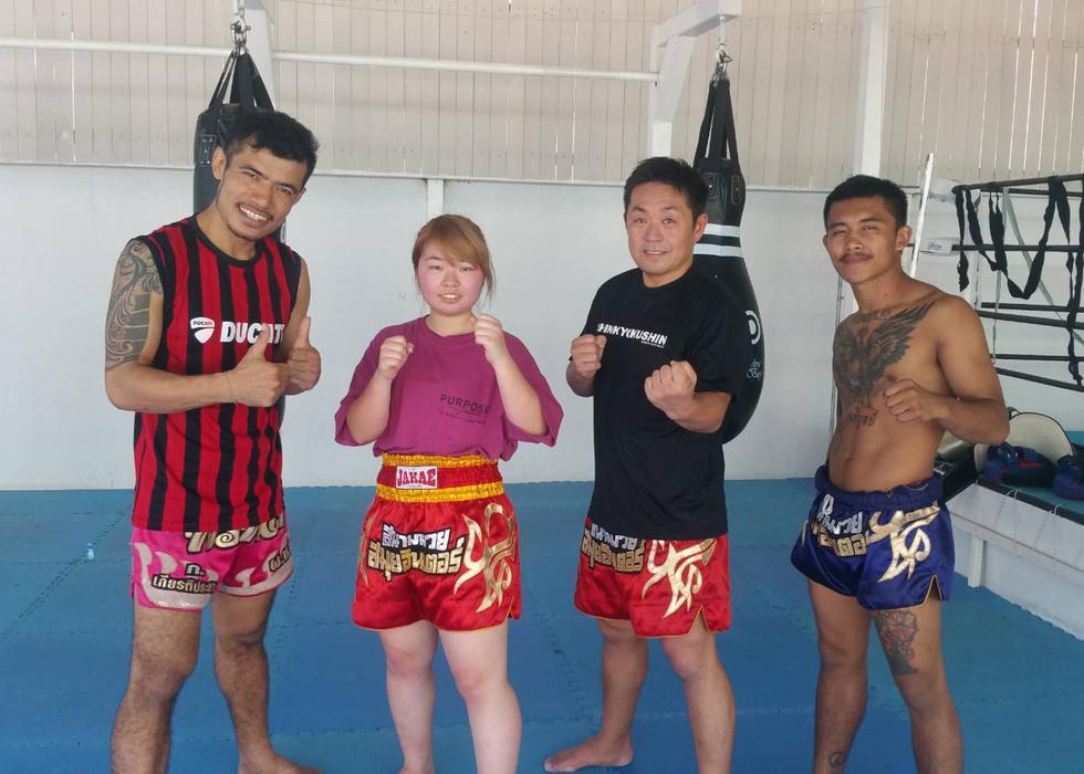 Samui International Muay Thai Gym