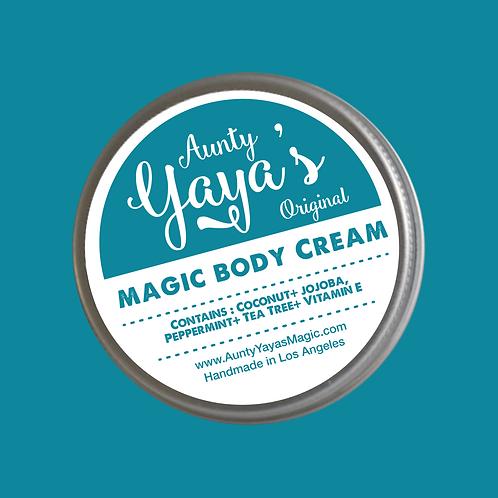 Aunty Yaya's Magic Body Cream - 1 oz