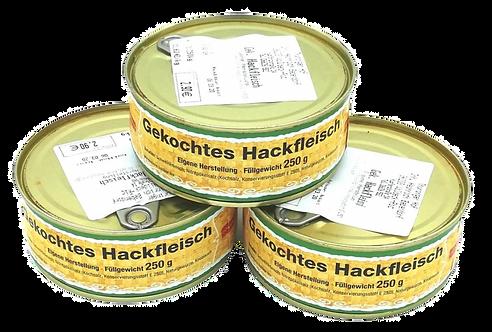 Gekochtes Hackfleisch 250 g