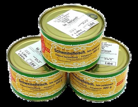 Schweinefleisch - 400 g