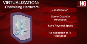 Virtualization: Optimizing Hardware Utilization