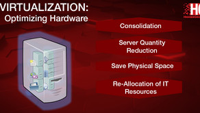 Virtualization: Optimizing Hardware Utilization