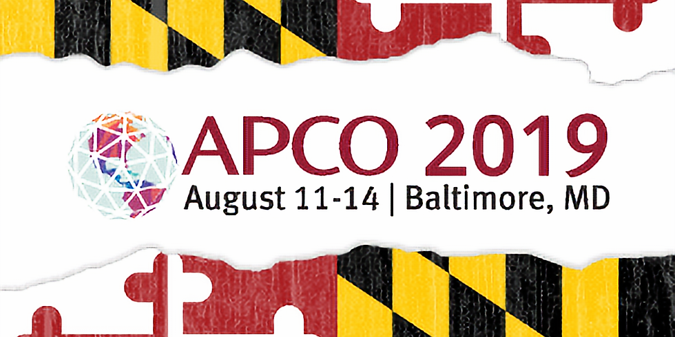APCO National Meeting