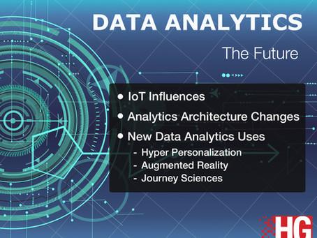 Data Analytics: The Future