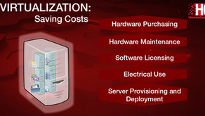 Virtualization: Reducing Costs