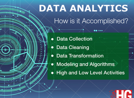 Data Analytics: How is it Accomplished?