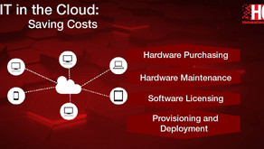 Does IT (in the cloud) really save costs?