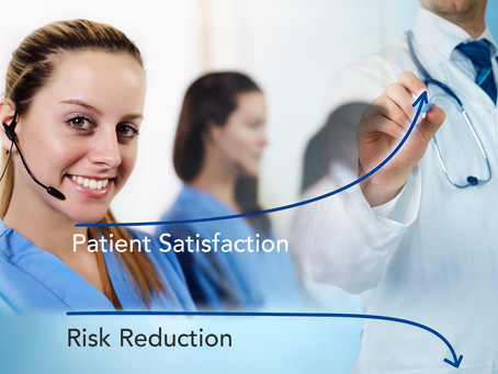 The Healthcare Contact Center:  Increase Patient Satisfaction and Minimize Risk