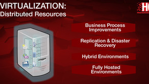 Virtualization: Distributed Resources