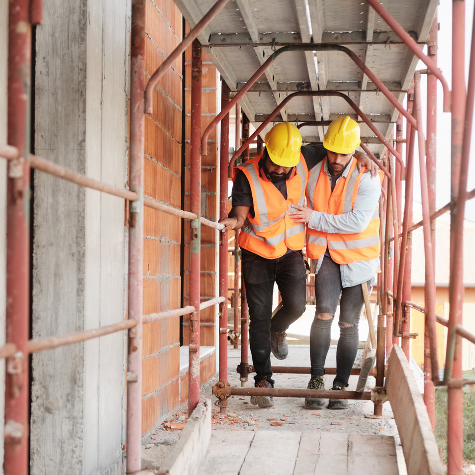 Safety and First Aid in the Construction Industry