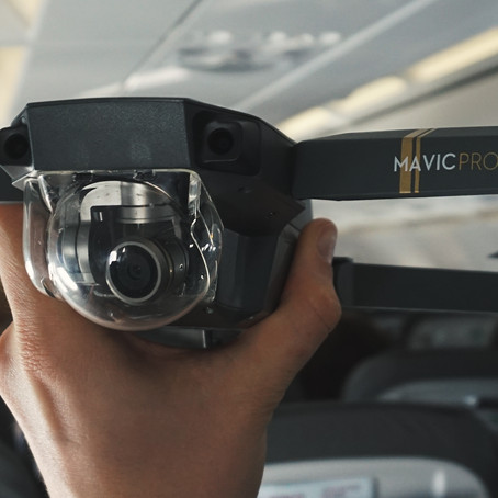 How to transport your Drone on an Airplane