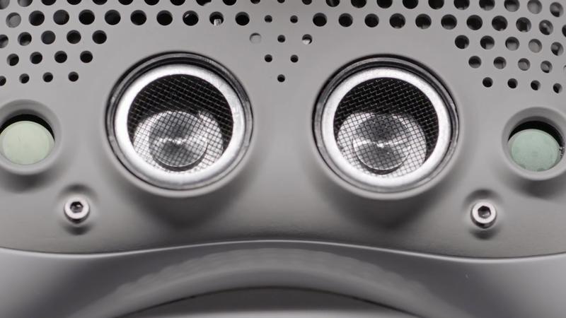The VPS Sensors of a DJI Drone
