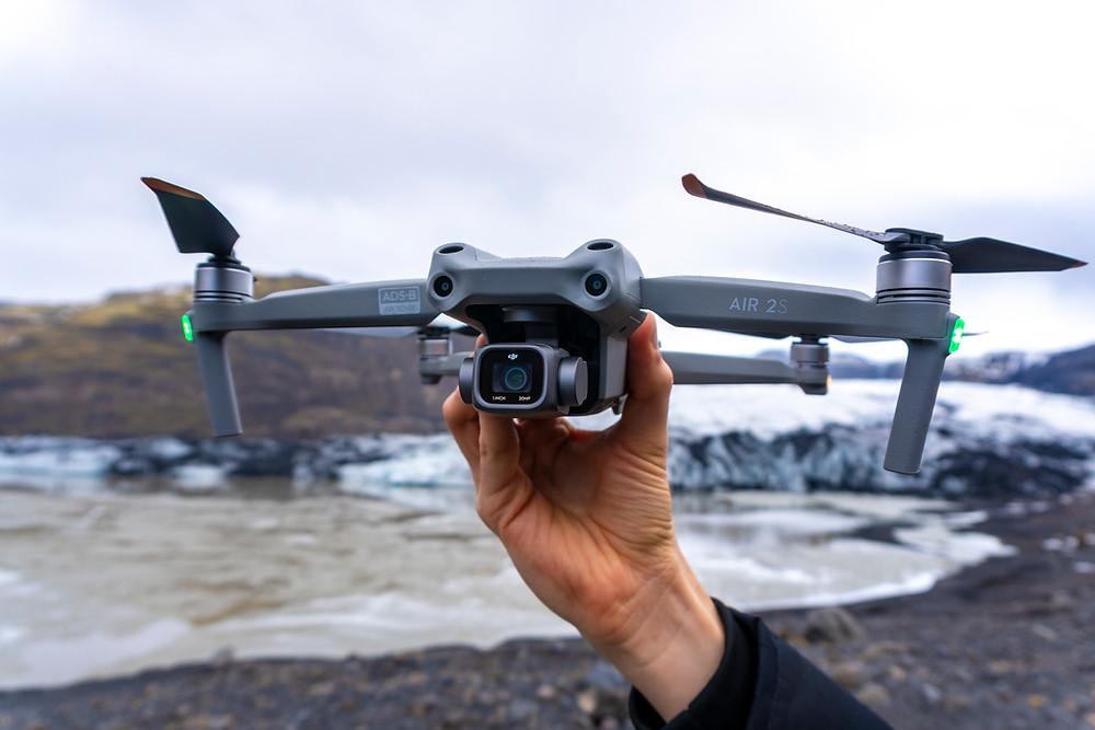 DJI Air 2S Drone 5.4K