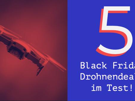Black Friday Deals für Drohnenpiloten |Nur die echten Angebote!