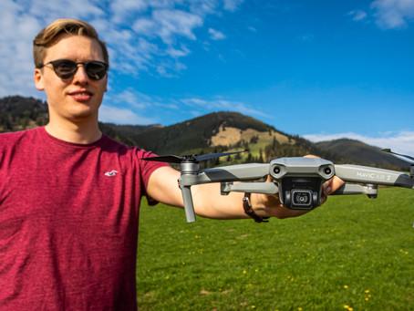 The Best Beginner Drones DJI Has to Offer