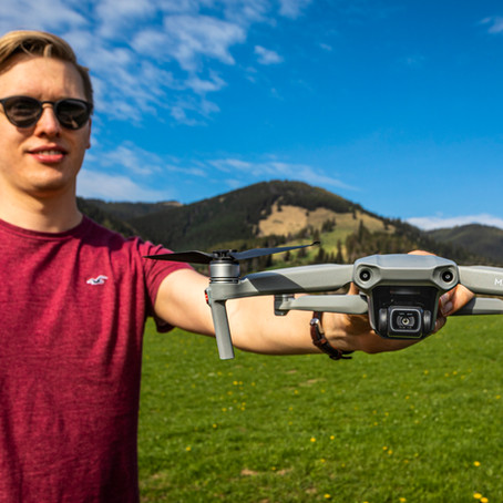The Best Beginner Drones DJI Has to Offer