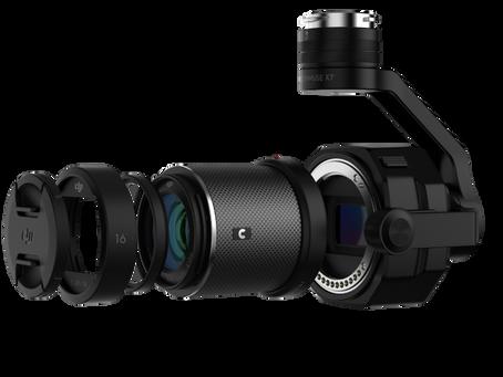 NEU: die erste 6K RAW Drohnenkamera
