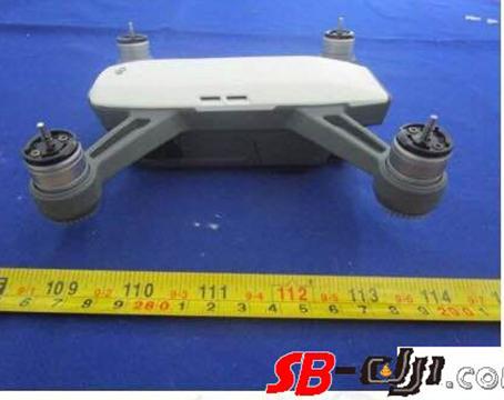 Enthüllt: so sieht DJIs neue Drohne aus!
