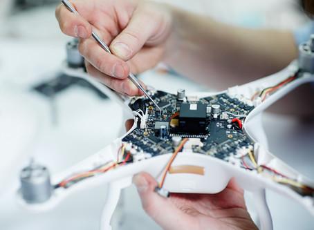 Drohne: Wartung & Pflege