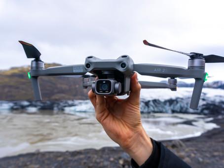 Die neue DJI Air 2S Drohne im Test