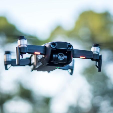 Das kann die brandneue DJI Mavic Air Drohne!